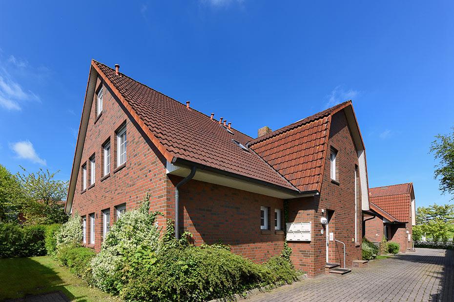 Nordseeurlaub in Bensersiel Ostfriesland Ferienwohnung